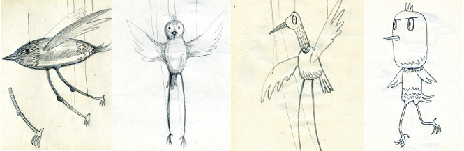 mzoo-bird-sketches